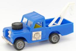 Land Rover Depanneuse Grua Municipal | Model Cars