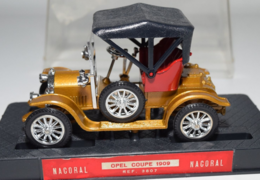 Opel Coupe 1909 | Model Cars
