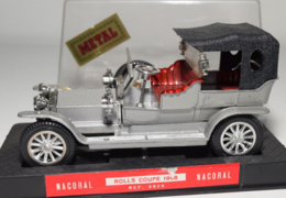 Rolls Coupe 1908 | Model Cars