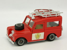 Land Rover Bomberos | Model Cars