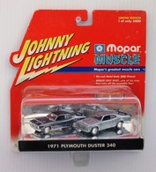 1971 Plymouth Duster 340 | Model Vehicle Sets