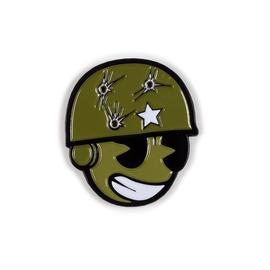 Army Bot Head Pins And Badges Hobbydb