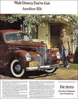 Walt Disney, You've Got Another Hit | Print Ads