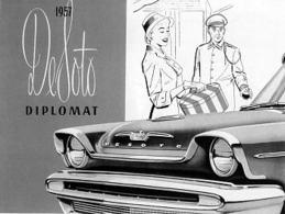 1957 DeSoto Diplomat | Print Ads