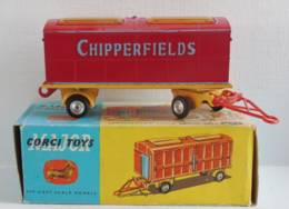 Chipperfield's Circus Animal Cage | Model Trailers & Caravans