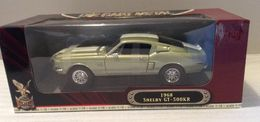 1968 Shelby GT-500KR | Model Cars