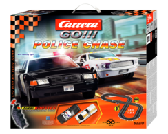 Go!!! Police Chase | Slot Car Sets