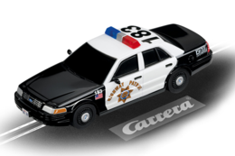 Ford Crown Victoria Police Interceptor | Slot Cars