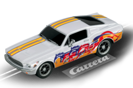 Ford Mustang '67 Custom  | Slot Cars