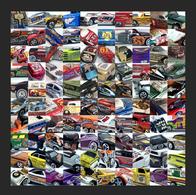 Hot Wheels / ADLAR58 Deco's | Posters & Prints
