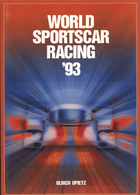 World Sportscar Racing '93 | Books
