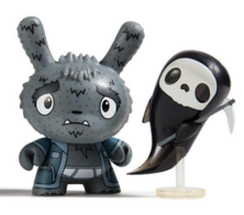 Grim Reaper Grampy | Vinyl Art Toys