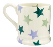 Winter Stars Half Pint Mug Personalised - Emma Bridgewater   Ceramics   Winter Stars 1/2 Pint Mug