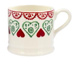 Joy Sampler Baby Mug (2017) - Emma Bridgewater | Ceramics | Joy Sampler Baby Mug