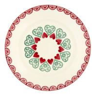 "Joy Sampler 8 1/2"" Plate (2017) - Emma Bridgewater | Ceramics | Joy Sampler 8 1/2"" Plate"