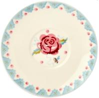 Rose & Bee Saucer  - Emma Bridgewater  | Ceramics | Rose & Bee Saucer