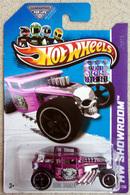 Bone Shaker | Model Trucks | Factory Set sticker on card