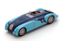 1937 Bugatti 57G | Model Racing Car Kits
