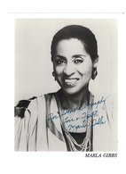 Marla gibbs florence %2522the jeffersons%2522 signed autograph with c.o.a. posters and prints 8517019a dd82 435e 84ba 2faf02fcdc47 medium