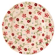 "Little Pink Flowers 8 1/2"" Plate - Emma Bridgewater | Ceramics | Little Pink Flowers Plate"