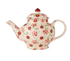 Little Pink Flowers 2 Mug Teapot - Emma Bridgewater | Ceramics | Little Pink Flowers Small Teapot
