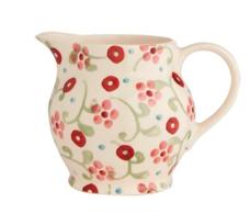 Little Pink Flowers 1/2 Pint Jug - Emma Bridgewater | Ceramics | Little Pink Flowers Jug