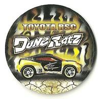 Toyota RSC | Tokens & Casino Chips