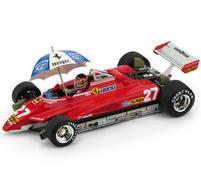1982 Ferrari 126C2 | Model Racing Cars