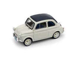 1958 Fiat Nuova 500 | Model Racing Cars