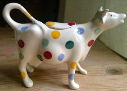 Polka Dot Cow Creamer - Emma Bridgewater  | Ceramics | Polka Dot Cow Creamer
