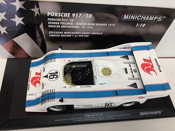 Porsche 917/10 - | Model Racing Cars