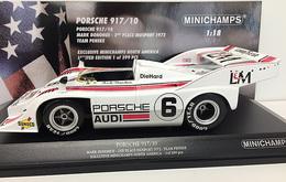 1972 Porsche 917/10 | Model Racing Cars