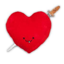Jimmy & Ice (Heart & Sword) Plush | Plush Toys