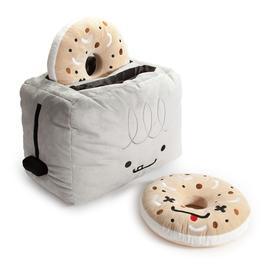 El Tostador & Lenny (Toaster & Bagel) Plush | Plush Toys