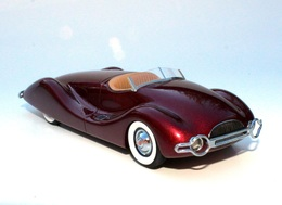1948 Timbs Streamliner | Model Cars