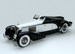 1930 Cord L-29 Brooks Stevens Speedster | Model Cars