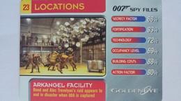 007 Spy Files #23 - Arkangel Facility | Trading Cards (Individual)