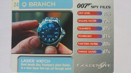 007 spy files %252324   laser watch trading cards %2528individual%2529 fa7a8940 374e 4360 b945 a67958e14dc1 medium