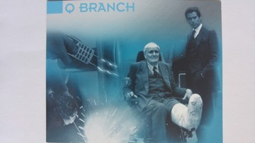 007 Spy Files - Q Branch Checklist | Trading Cards (Individual)