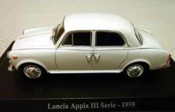 LANCIA APPIA III SERIE1959 SCALA 1\43