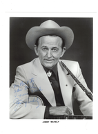 Jimmy Wakely {You Are My Sunshine} With Mary Ford Signed | Posters & Prints