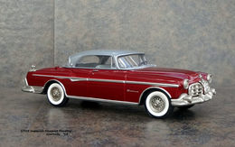 1955 Imperial Newport Hardtop | Model Cars | photo: JCarnutz
