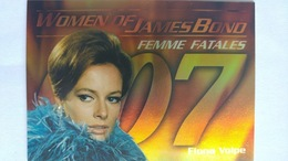 Women Of James Bond In Motion #FF2 - Fiona Volpe | Trading Cards (Individual)
