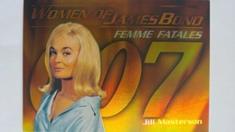 Women Of James Bond In Motion #FF1 - Jill Masterton | Trading Cards (Individual)
