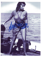 Sophia Loren Signed Autograph | Posters & Prints
