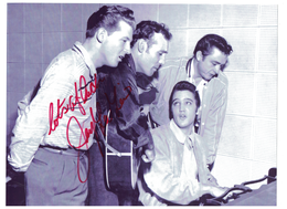Jerry Lee Lewis {Great Balls Of Fire} Autograph | Posters & Prints