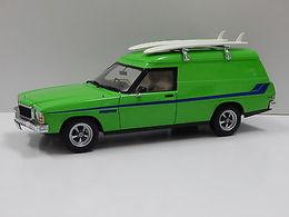 1976 Holden HX Sandman Panel Van   Model Trucks