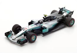2017 Mercedes F1 W08 | Model Racing Cars