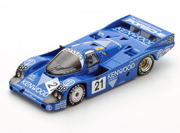 Porsche 956 L - Andretti/Andretti/Alliot - Team Kremer - 24 Hours of Le Mans 1983 | Model Racing Cars