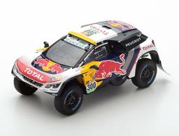 2017 Peugeot 3008 DKR | Model Racing Cars